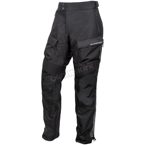 Scorpion Black Seattle Waterproof Pants - 2803-4