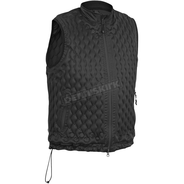 Firstgear Black Heat Pump Vest - 51-6181