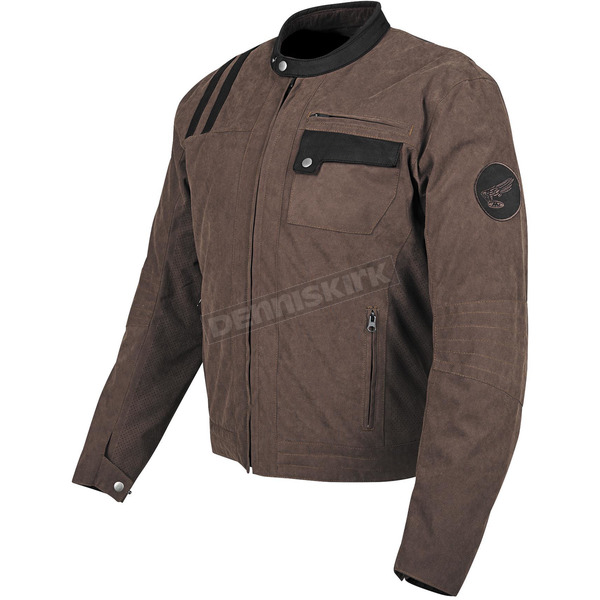 Honda Brown Heritage Jacket - 54-9587