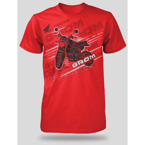 Honda Red Grom T-Shirt - 54-9543
