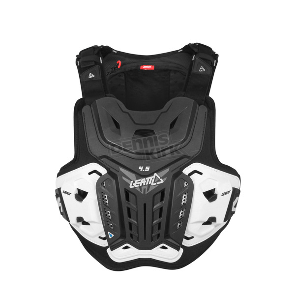 Leatt Black/White 4.5 Hydra Chest Protector - 5014210151