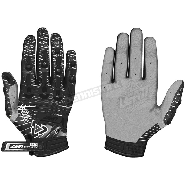 Leatt 2015 Black Airflex Lite Gloves - 6015100104