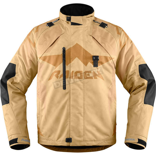 Icon - Raiden Tan DKR Jacket - 2820-3294