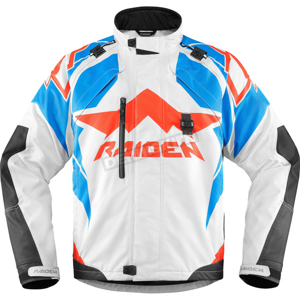 Icon - Raiden Glory DKR Jacket - 2820-3302