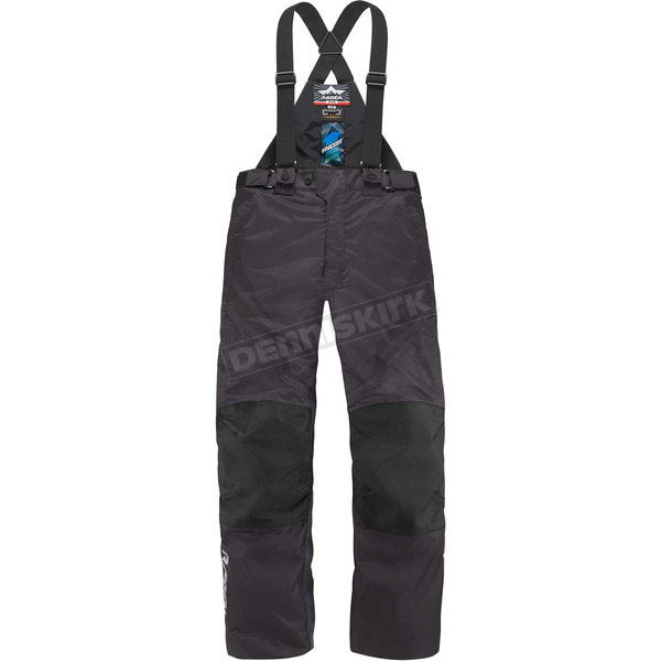 Icon - Raiden Black DKR Pants - 2821-0759