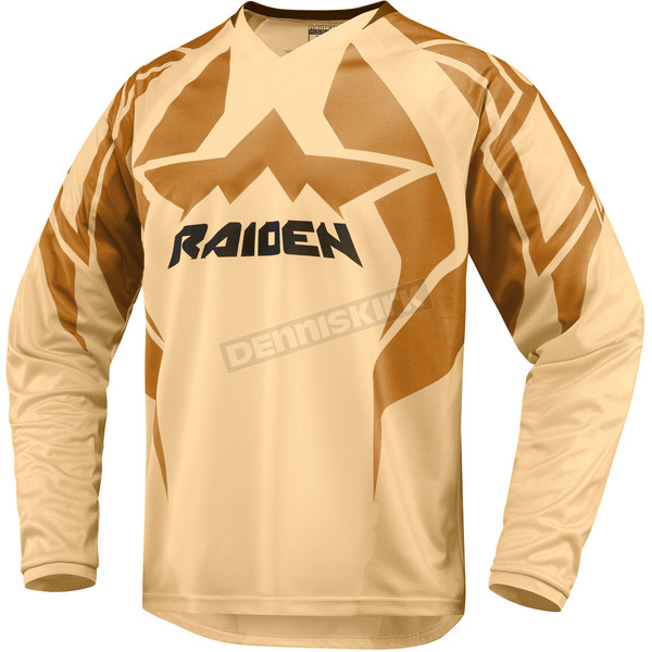 Icon Tan Raiden Arakis Jersey - 2910-3423