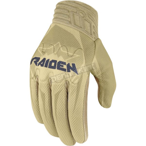 Icon - Raiden Tan Arakis Gloves - 3301-2529