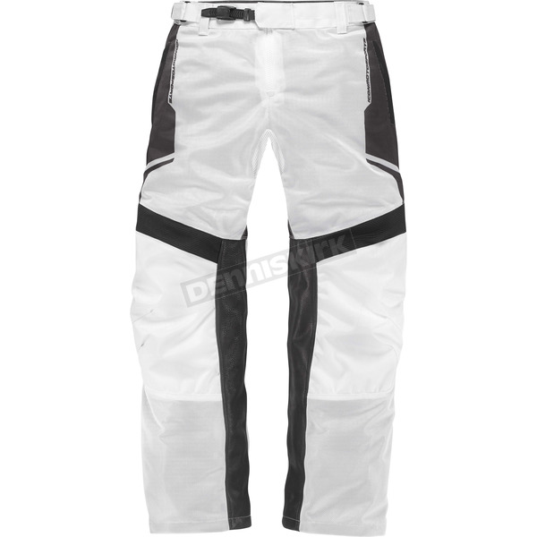 Icon White Anthem 2 Mesh Overpant - 2821-0793