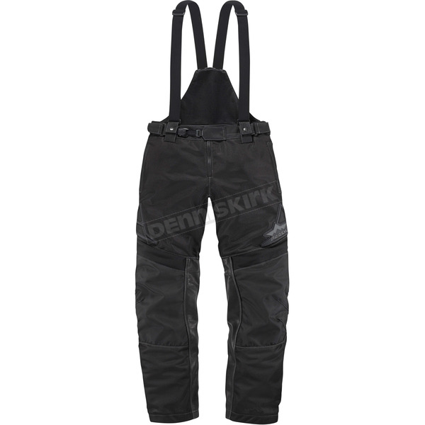 Icon Black Raiden Arakis Pants - 2821-0795