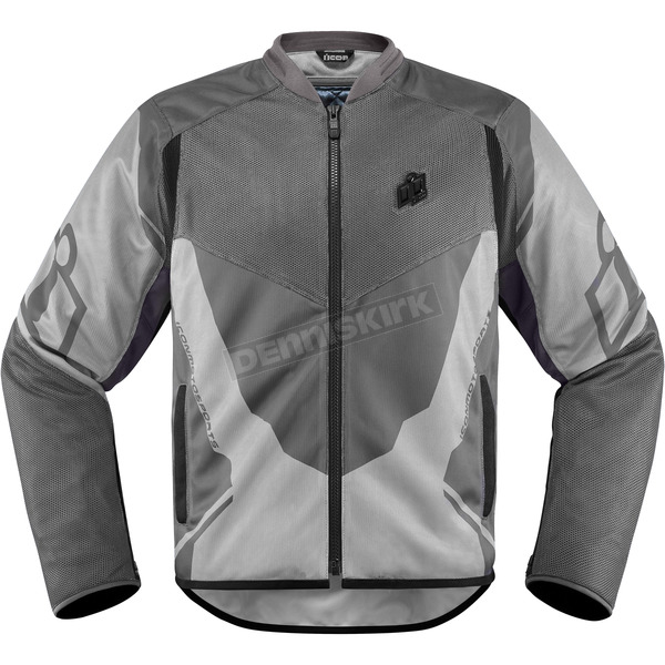 Icon Gray Anthem 2 Jacket - 2820-3383