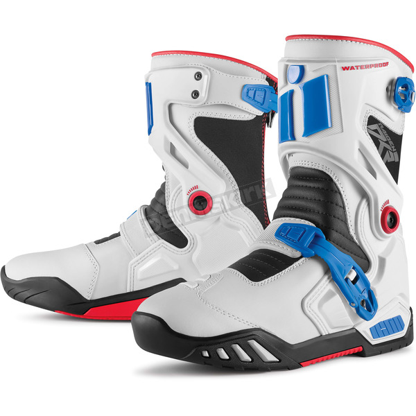 Icon Glory Raiden DKR Boots - 3403-0688