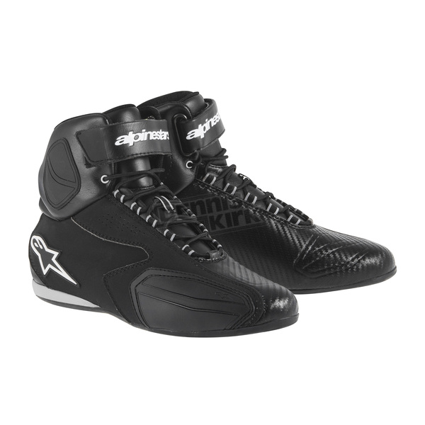 Alpinestars Womens Black Stella Faster Shoes - 2510414-10-11.5