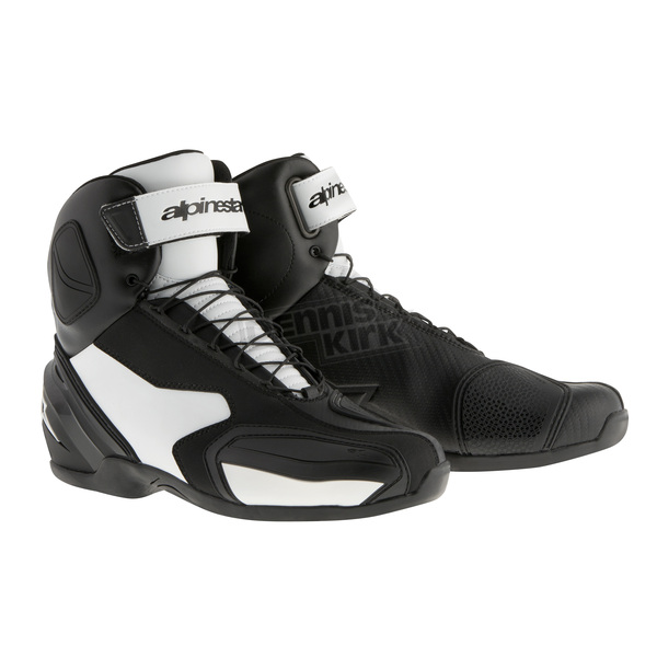 Alpinestars Black/White SP-1 Shoes - 2511015-12-39