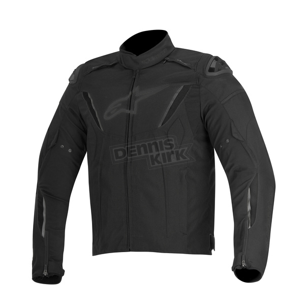 Alpinestars Black T-GP R Waterproof Jacket - 3205515-10-4X