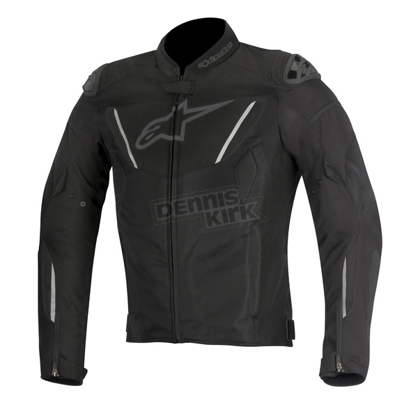 Alpinestars Black T-GP R Air Jacket - 3305616-10-3XL