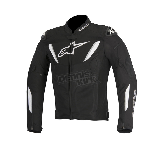 Alpinestars Black/White T-GP R Air Jacket - 3305616-12-XL3