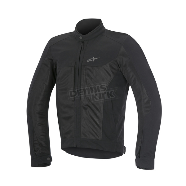 Alpinestars Black Luc Air Jacket - 3308815-10-3XL
