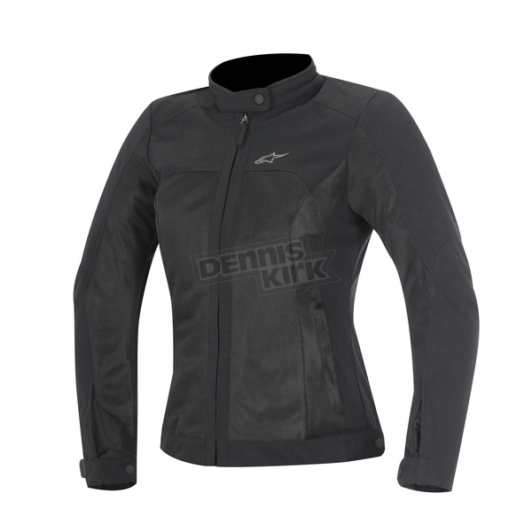 Alpinestars Womens Black Eloise Air Jacket - 3318415-10-L