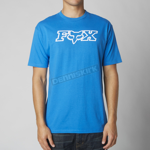 Fox Blue Ageless FHeadX Premium T-Shirt - 14223-002-L