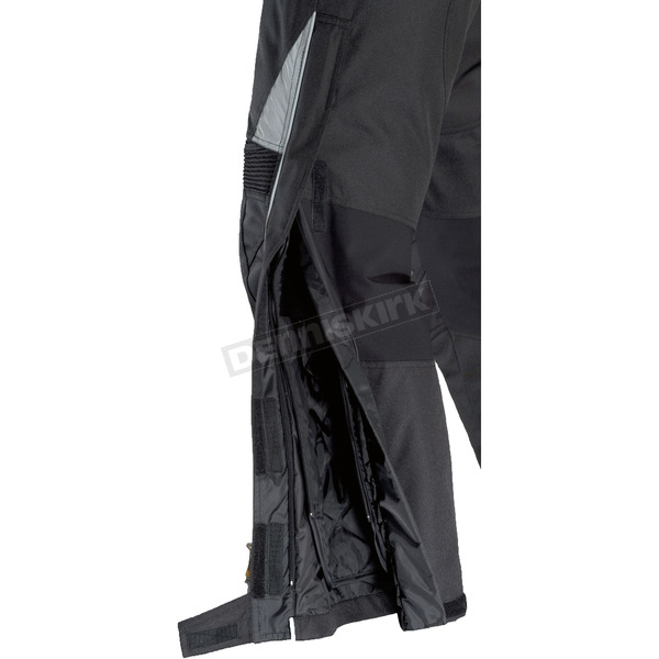 Tour Master Black Venture Pants - 86-487