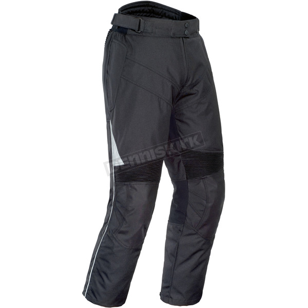 Tour Master Womens Black Venture Pants - 86-496