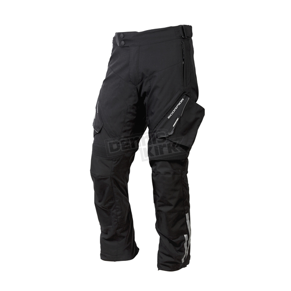 Scorpion Black Yosemite XDR Pants - 3003-5