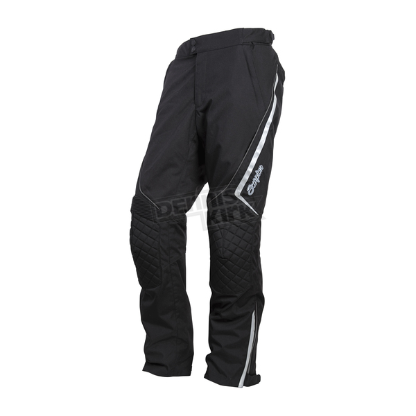 Scorpion Womens Black Zion Pants - 5403-4