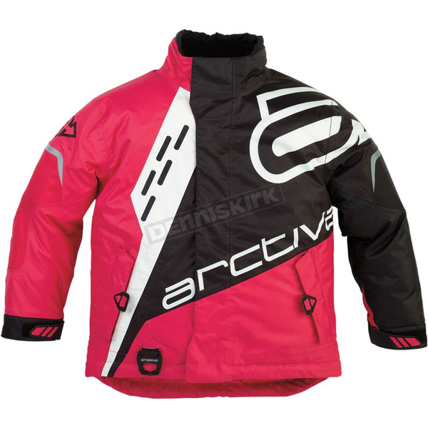 Arctiva Youth Magenta Comp Jacket - 3122-0295