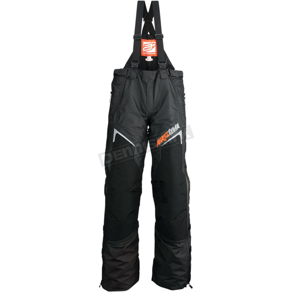 Arctiva Black Mech Pants - 3130-0975