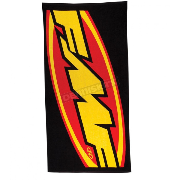FMF Black Towely Towel - F13182100