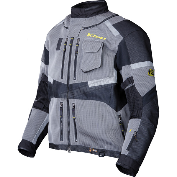 Klim Gray Adventure Rally Jacket - 5095-000-160-600