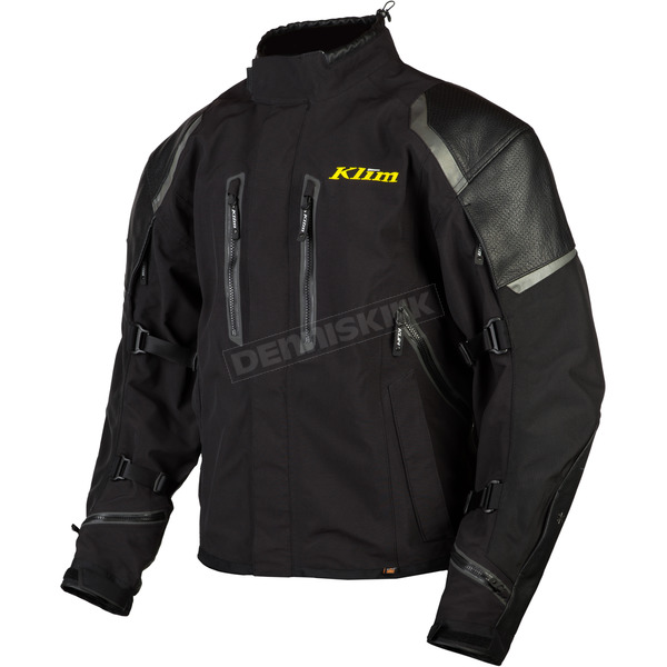 Klim Black Apex Jacket - 3052-000-120-000