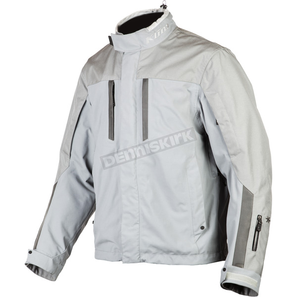 Klim Gray Blade Jacket - 3058-000-130-600