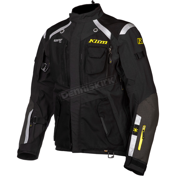 Klim Black Badlands Jacket - 4052-001-160-000