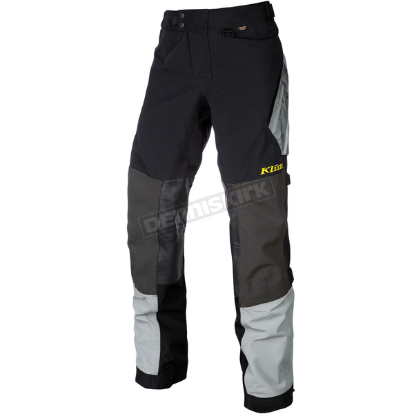 Klim Gray Badlands Pants - Tall - 4053-001-232-600