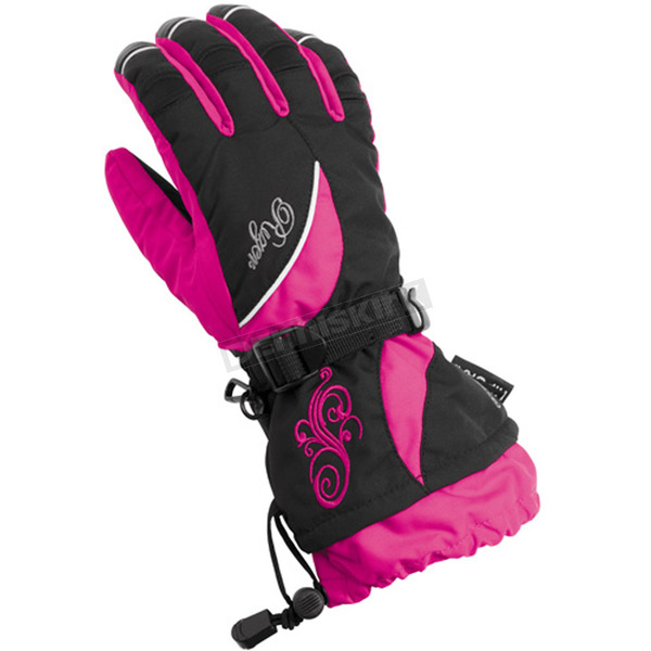 Castle X Womens Magenta Rizer G6 Gloves - 74-3309