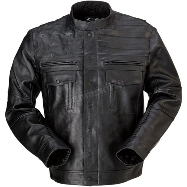 Leather Deagle Jacket - 2810-3759