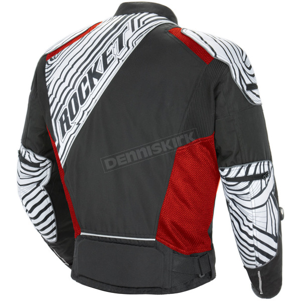 Joe Rocket Red/White Fallout Jacket - 1062-1106