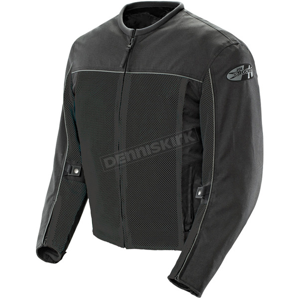 Joe Rocket Black Velocity Jacket - 1254-0007