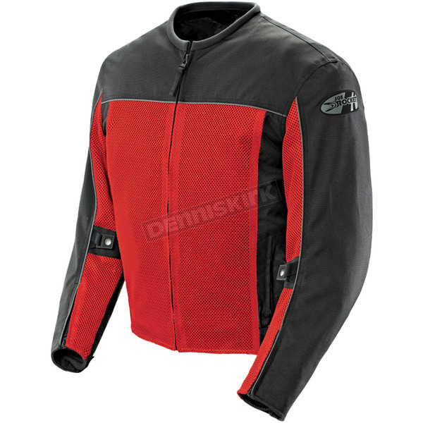 Joe Rocket Red/Black Velocity Jacket - 1254-0103