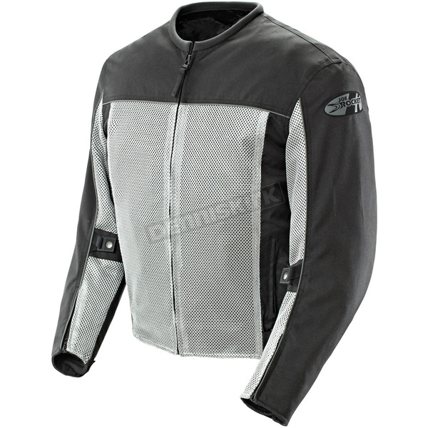 Joe Rocket Gray/Black Velocity Jacket - 1254-0606