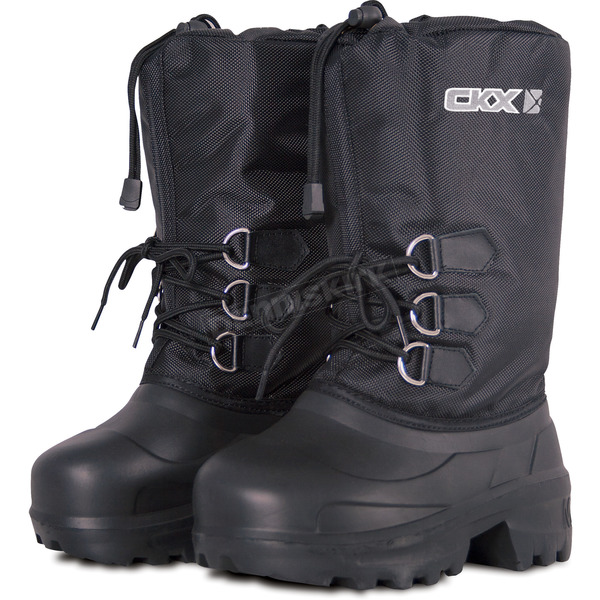 CKX Black 15 in. Muk Lite Boots - 032856