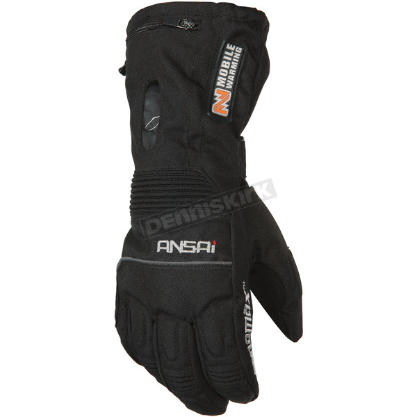 Mobile Warming Womens TX Heated Gloves - 7611-0105-76