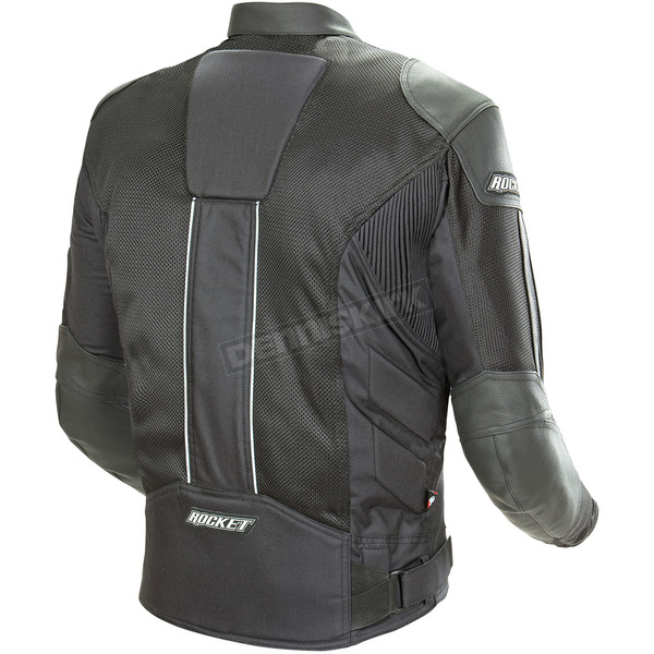 Joe Rocket Black Reactor 3.0 Jacket - 1322-3006