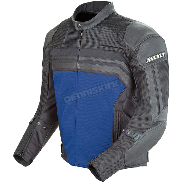 Joe Rocket Black/Blue Reactor 3.0 Jacket - 1322-3205