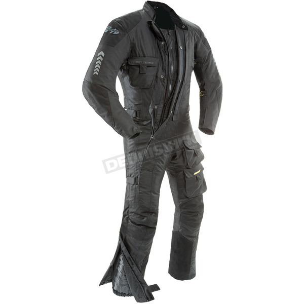 Joe Rocket Black Survivor Suit - 1370-4015