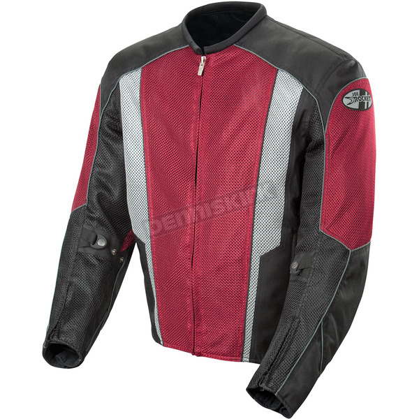 Joe Rocket Wine/Black Phoenix 5.0 Jacket - 851-4402