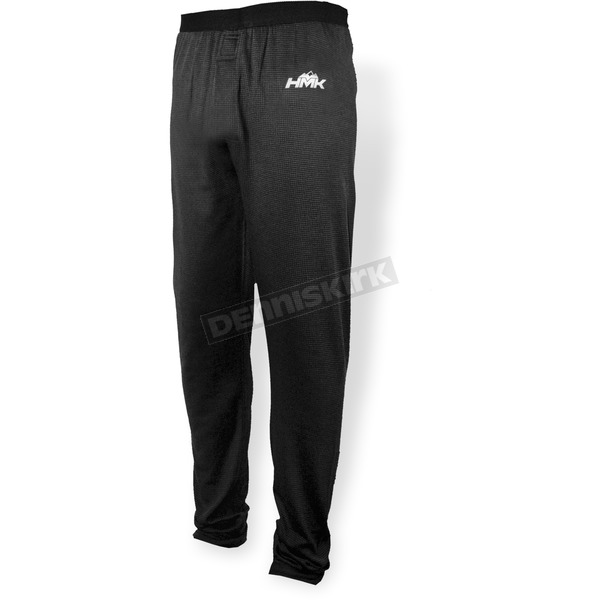 HMK Black Transfer Base Layer Pants - HM7BB2X