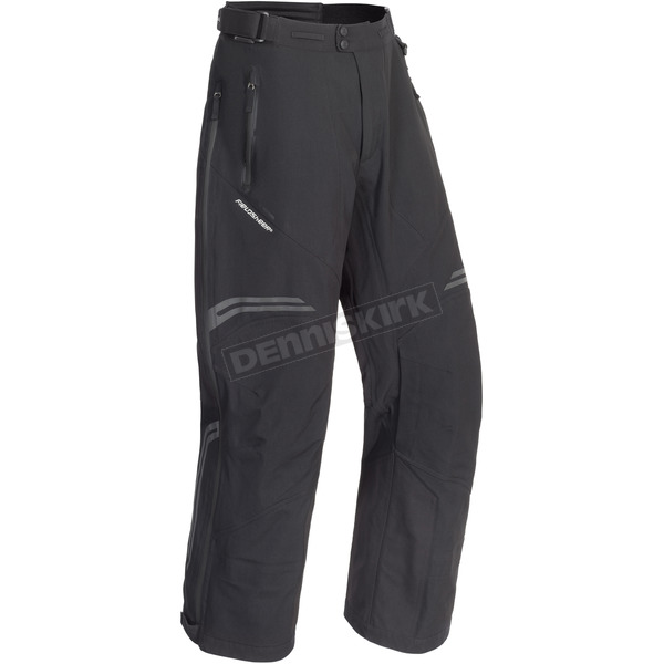 Fieldsheer Black Pinnacle Snowmobile Pants - 6451-1405-05