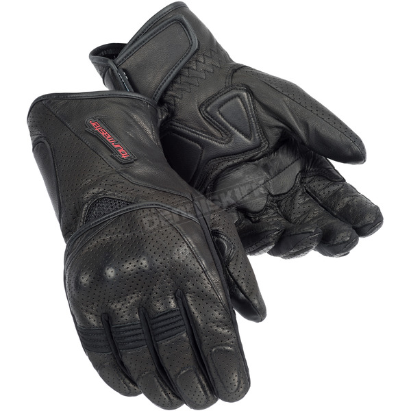 Tour Master Black Dri-Perf Gel Gloves - 8413-0105-06